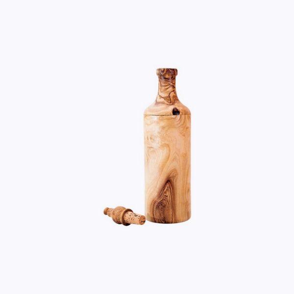 Bottle 0,5L-olive-wood-satix
