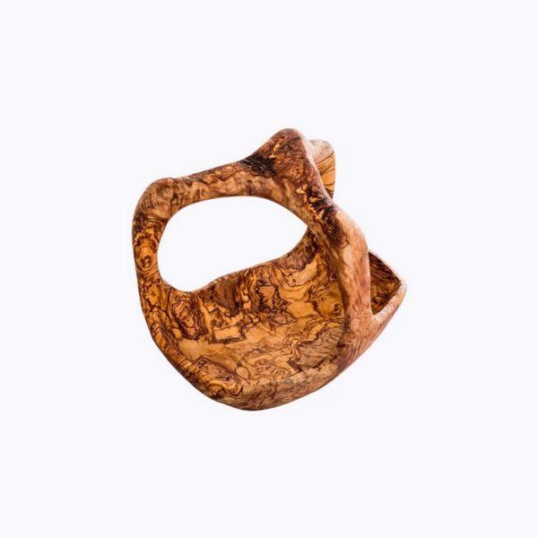 Fruit-Basket-with-Handle-olive-wood-satix