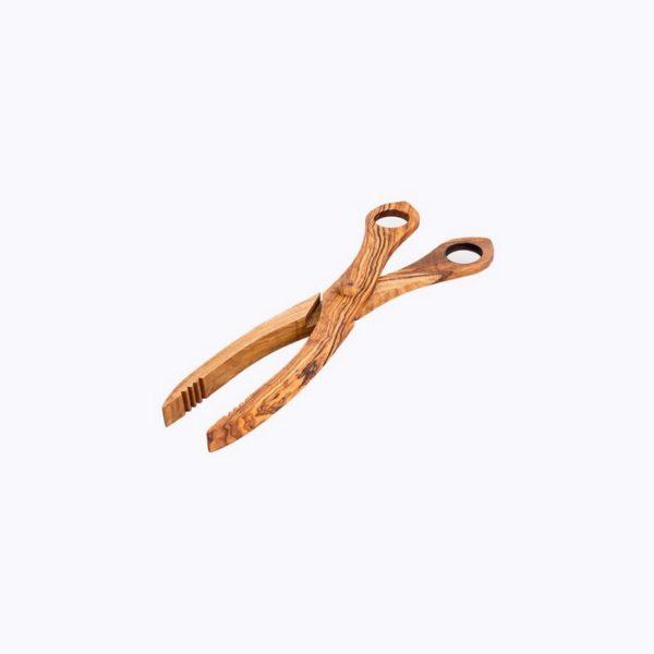 Grilling-Scissor-olive-wood-satix