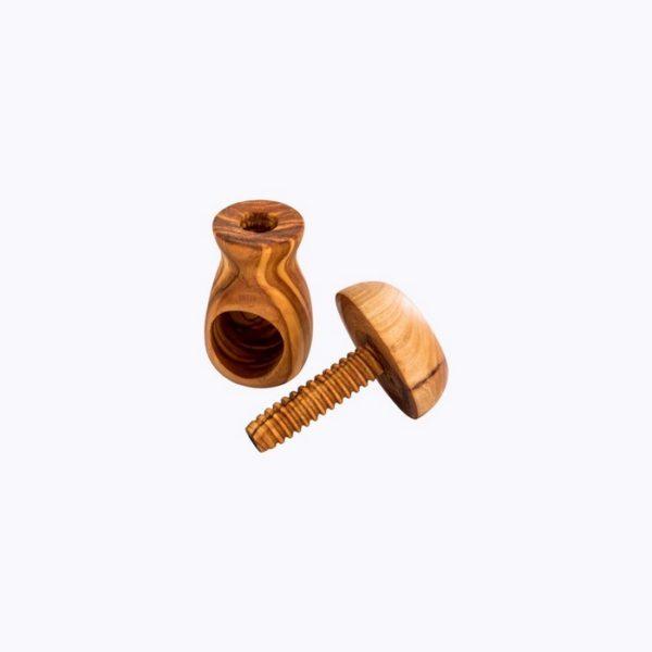 Mushroom-Nutcracker-olive-wood-satix