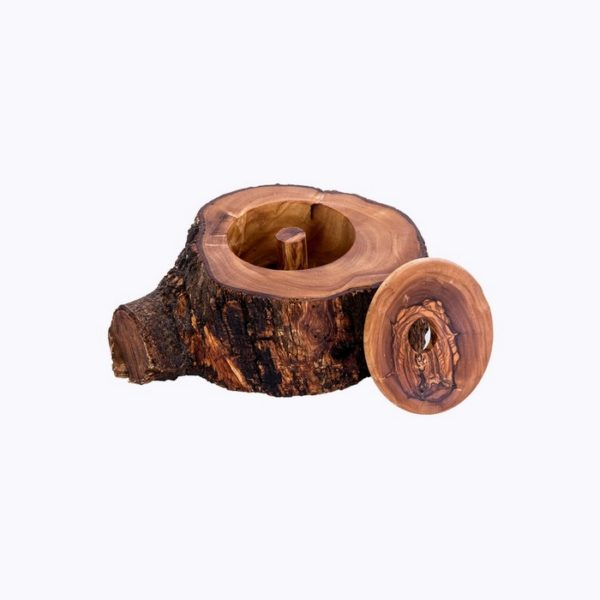 Rustic-Ashtray-olive-wood-satix