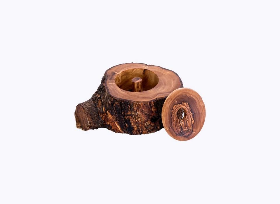 Rustic-Ashtray-olive-wood-satix