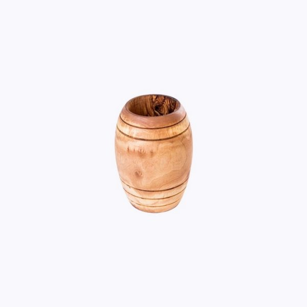 Barrel-Cutlery-Set-Holder-olive-wood-satix