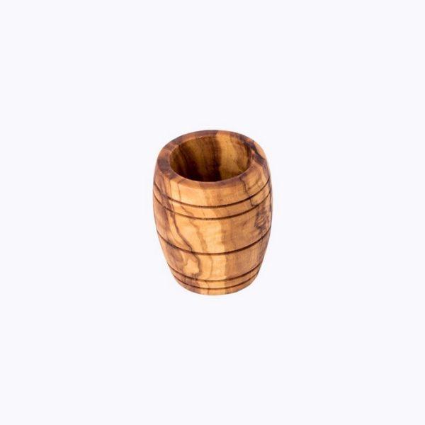 Barrel-Toothpick-Holder-olive-wood-satix