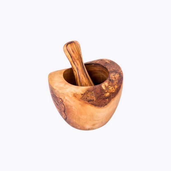 Rustic-mortar-olive-wood-satix