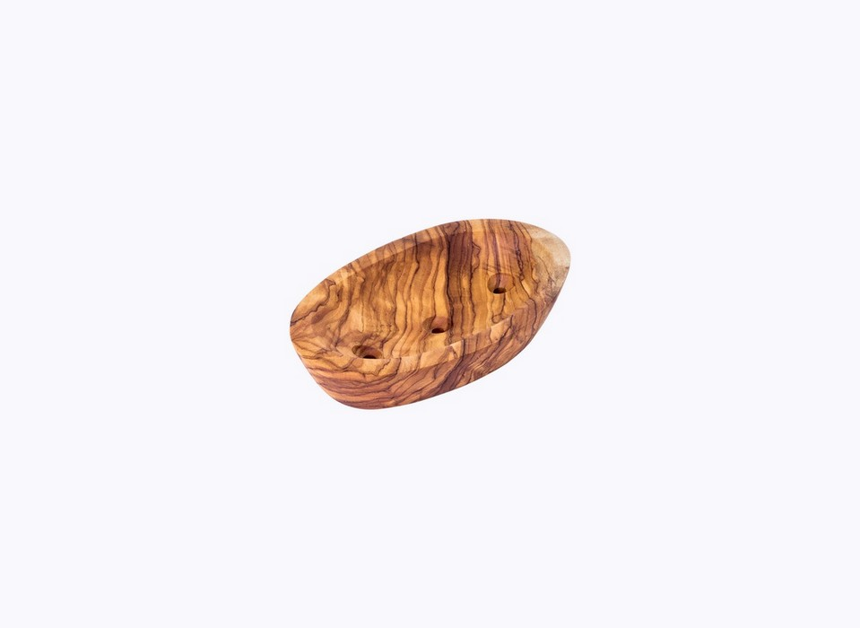 Oval-Soap-Dish-olive-wood-satix